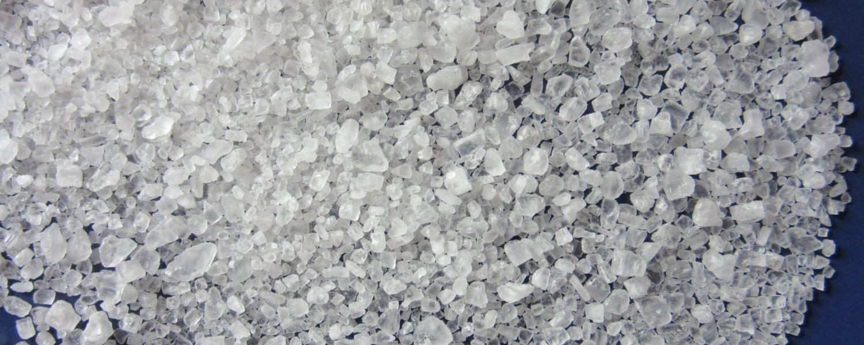 Microplásticos en la sal