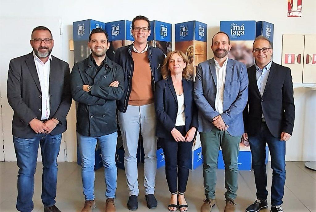 Rubén Alfaro, presidente de la FVMP, ha presentado la experiencia de Elda con el quinto contenedor y la mancomunización de servicios como avances en el Pacto de las Alcaldías.