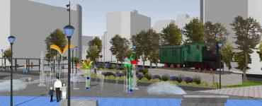 La reforma del parque del Grau pretende exprimir al máximo las posibilidades del espacio público: actividades de ocio, zonas de trabajo o reunión.