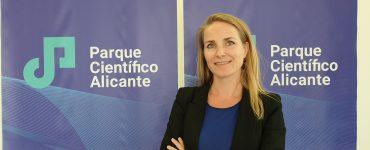 """La directora del Parque Científico de Alicante Olga Francés cree que este """"será determinante en el cambio de modelo productivo"""""""