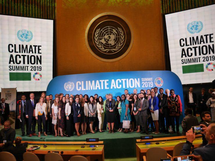 La COP25 que acogerá Madrid tendrá sobre la mesa la retirada oficial de Estados Unidos del Acuerdo de París.