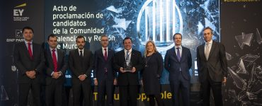 Antonio Arias, finalista del premio EY al emprendedor de la Comunidad Valenciana y Murcia Foto: Eva Máñez
