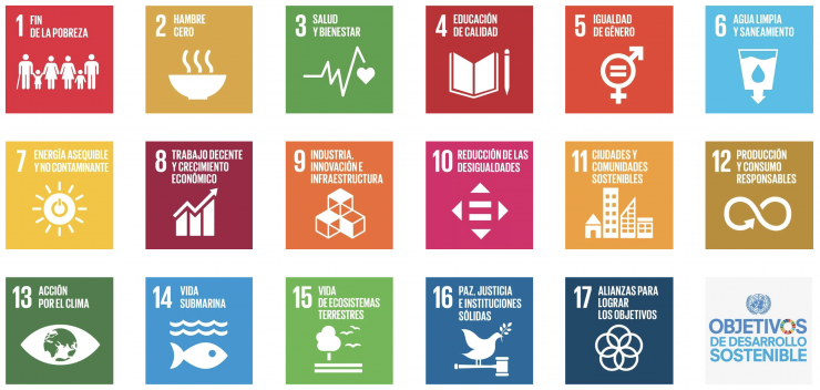 Naciones Unidas propone una lista de Objetivos de Desarrollo para transformar el planeta y hacerlo sostenible.