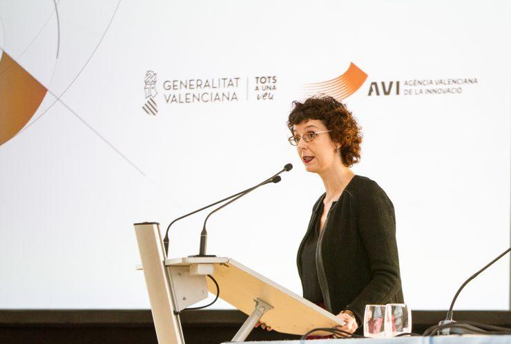 La economía circular será la gran fábrica de trabajo en España y Europa ha destacado Olivia Estrella, de la AVI
