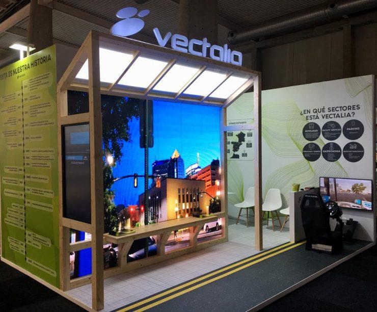El Smart City Expo World Congress acogerá la presentación de cuatro avances del Grupo Vectalia para una movilidad sostenible.