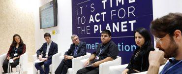 Los jóvenes buscan el protagonismo en la COP25 con el lema #TiempoDeActuar