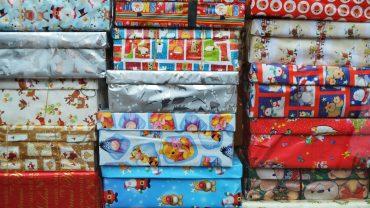 Envoltorios, cajas, decoración... Las fiestas de Navidad son ejemplo de excesos y la cantidad de basura que generamos.