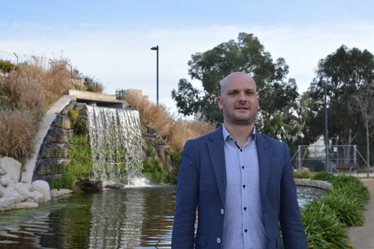 Giorgios Banias, del centro Tecnológico CERTH, es el coordinador del programa Naiades