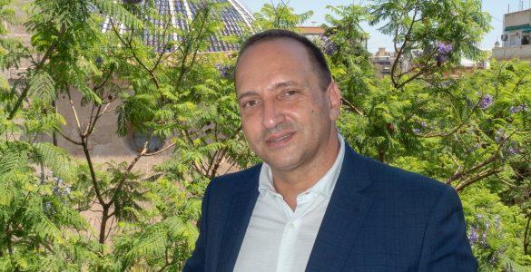 El vicepresident Rubén Martínez Dalmau se encarga de coordinar las políticas verdes del Consell.