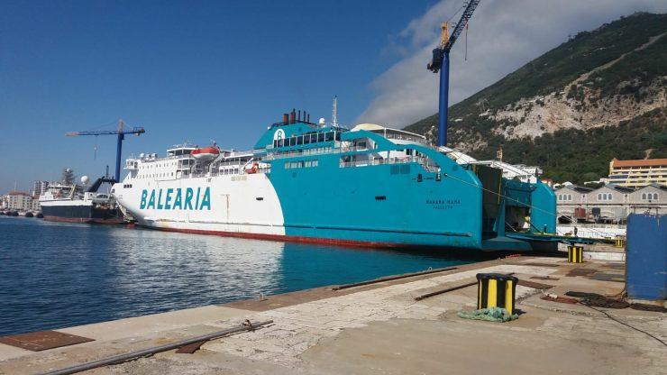 La naviera presentará en Fitur sus líneas de trabajo con combustibles que generan menos emisiones contaminantes y por el fomento del reciclaje.