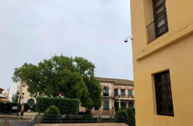 Paterna instalará cámaras por el casco urbano para reforzar la seguridad ciudadana.