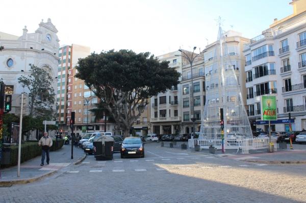 La Plaça del Pla es uno de las zonas que espera su reforma en Burriana