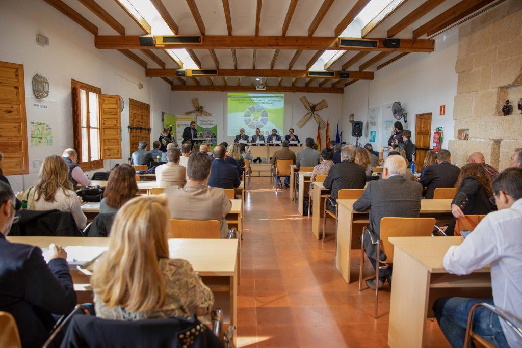 El CEMA Los Molinos de Crevillent acogerá los cursos para actualizar la formación en estos sectores.