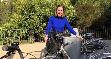 Esther Díez, edil de Medioambiente, destaca que ser Capital Verde con Elx 2030 sería un reconocimiento a la lucha del sur de Europa contra el cambio climático.