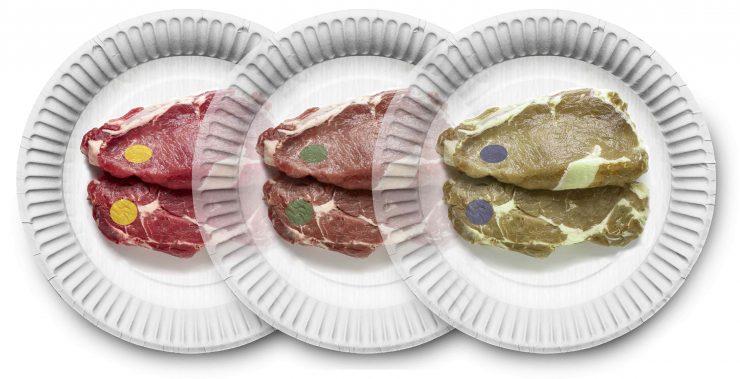 Los alimentos aprenden a hablar con los consumidores. Esa es la idea de Oscillum, que desde la UMH, ha creado SmartLabel, un nuevo sistema de etiquetado. Etiqueta en producto (Fuente Oscillum)
