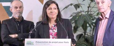 Carlos Moreno explica el modelo de ciudad de 15 minutos que aplicará Anne Hidalgo en París.