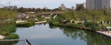El parque La Marjal cumple cinco años avanzando en el uso de tecnologías y el fomento de la biodiversidad.