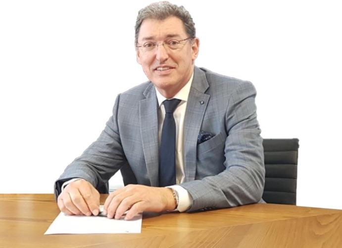 Jorge Oliveira, director general de Solvay España y Portugal