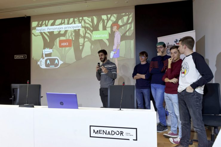 El proyecto Planet Debug de la Universitat Jaume I utiliza videojuegos creados por estudiantes para concienciar sobre la situación de la Tierra.