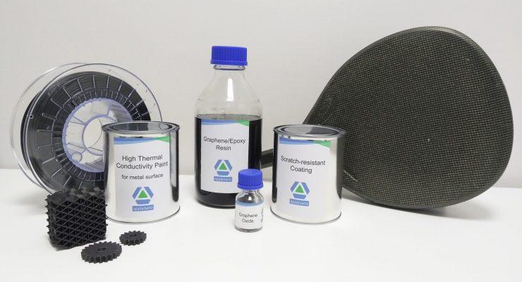 Materiales con nanotecnología