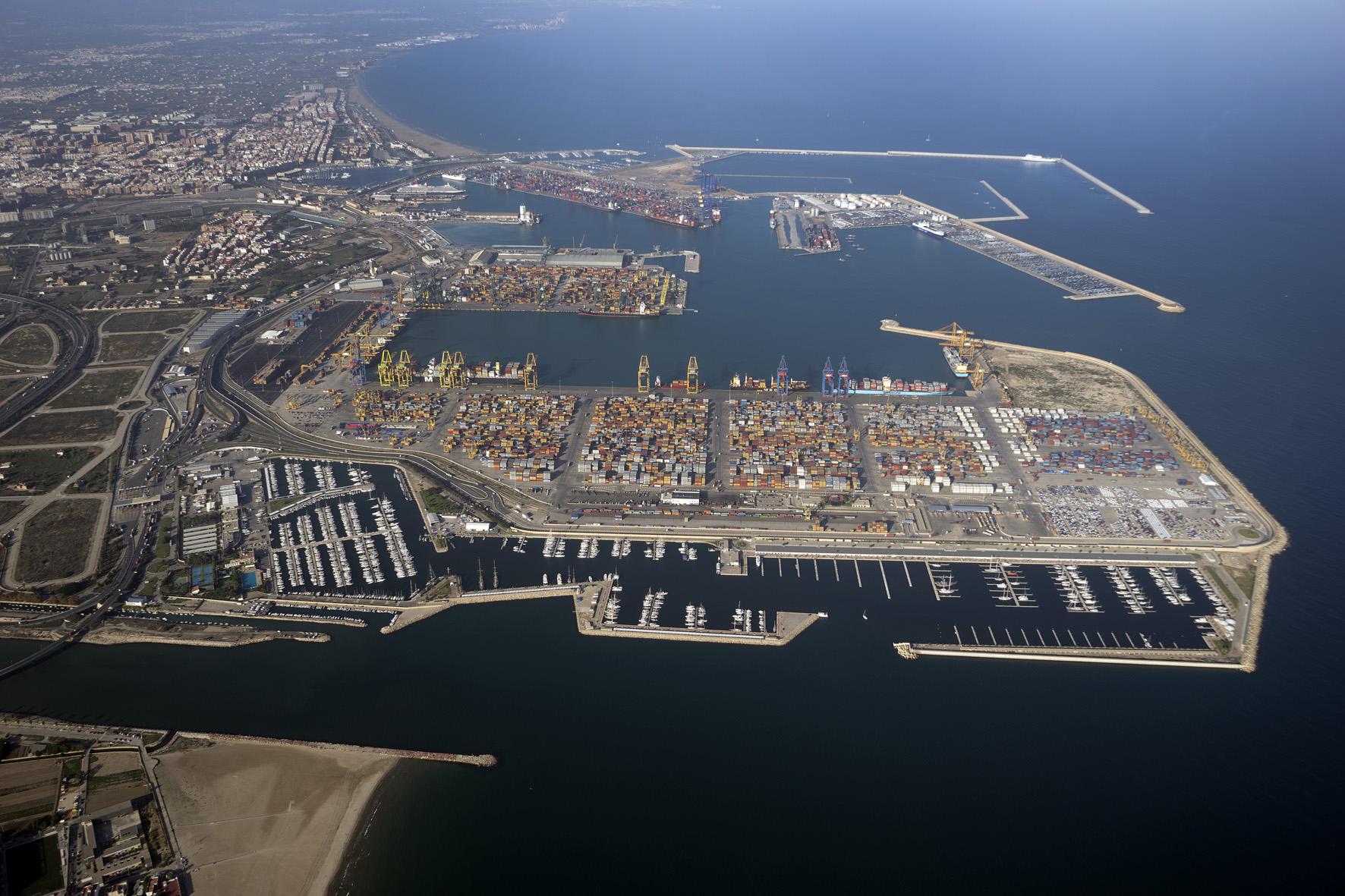 El Puerto de Valencia será la zona en la que se examinarán los resultados de Nemo.