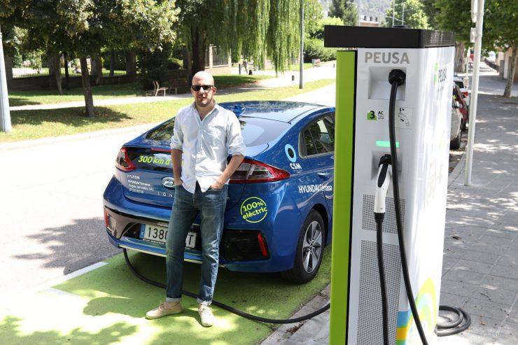 Max Hausmann lanza con YEP una plataforma de gestión y consultoría centrada en la movilidad sostenible.