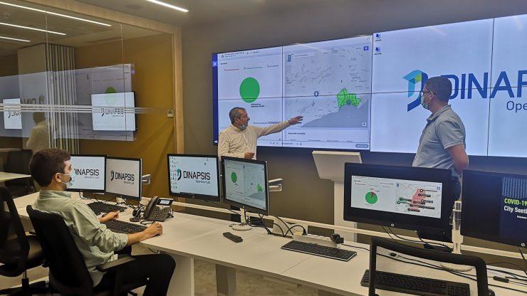 City Sentinel, el programa para detectar la covid-19 en aguas residuales