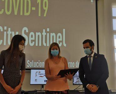 City Sentinel es capaz de detectar el coronavirus incluso antes de que los portadores desarrollen los primeros síntomas y así prevenir rebrotes.