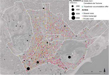 Social Media for Human Strategies (SMU'S) ofrece soluciones para la identificación de fenómenos urbanos y económicos con datos geolocalizados de las redes