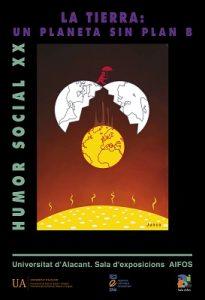 Diseño de Junco para el cartel de la Muestra.