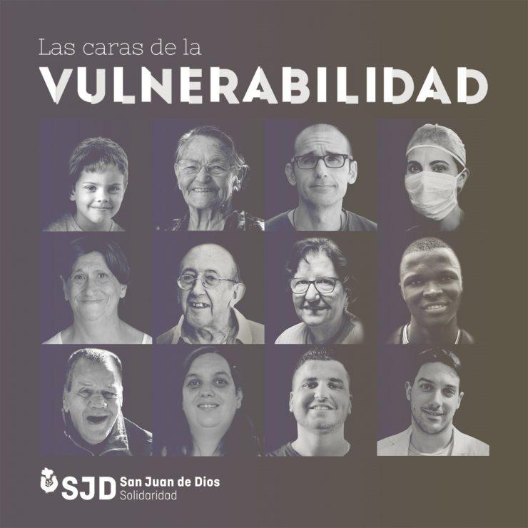 Las caras de la Vulnerabilidad es el programa lanzado por Sant Joan de Déu para atender necesidades básicas.