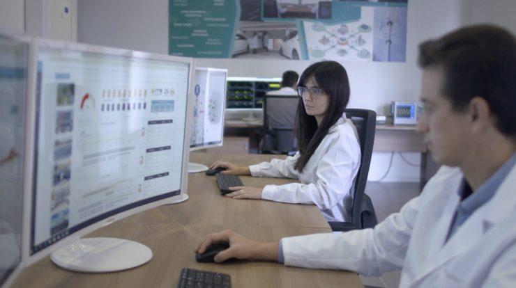 El demostrador de gestión digitalizada de energía Gamma apoya a las empresas con ejemplos prácticos para ahorrar costes en energía.