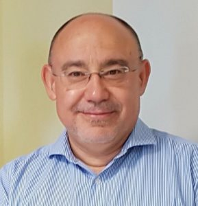 Francesc Hernández, catedrático de la UV