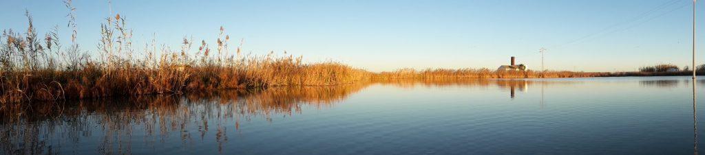 El informe hace balance de las actuaciones medioambientales, como el Tancat de l'Illa.