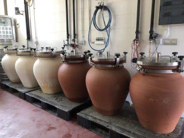 El proyecto Govalmavin ha permitido profundizar en el conocimiento de las tinajas de barro para la elaboración y crianza de vinos de calidad.