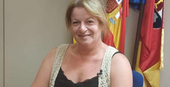 Ana Serna, la diputada de Ciclo hídrico cree que el congreso de Orihuela servirá para poner en marcha acciones de infraestructuras y urbanismo.