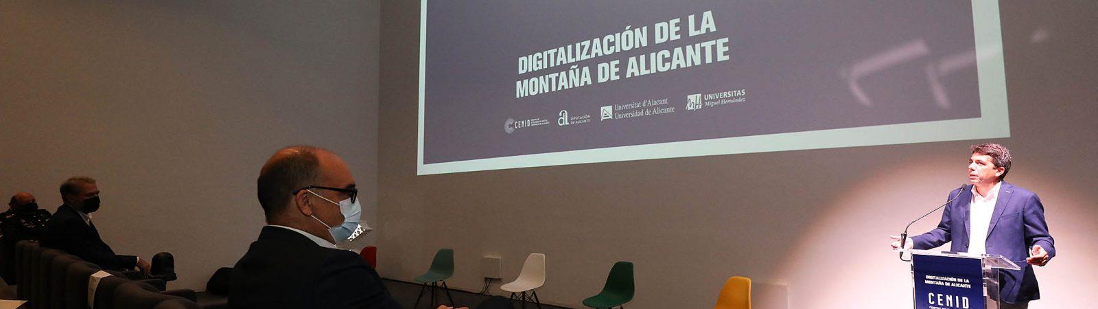 Una iniciativa con la que Alicante se convierte en la primera provincia de España en digitalizar, con la colaboración de Google Maps, sus rutas de montaña.