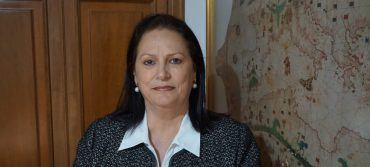 La doctora Concha Bru destaca el esfuerzo en innovación que realiza Alicante para la gestión hídrica.