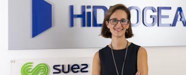 Inmaculada Serrano, consejera delegada de Hidrogea, presenta Dinapsis Cartagena como una apuesta por la digitalización y la sostenibilidad