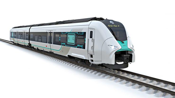 El proyecto de Siemens y la operadora de ferrocarril Deutsche Bahn busca renovar 1 300 trenes para las líneas no electrificadas.