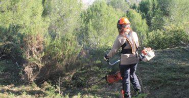 El Parc Natural del Túria aplica nuevos sistemas en la lucha contra el fuego. Sideinfo construye cañones para el riego con agua regenerada.