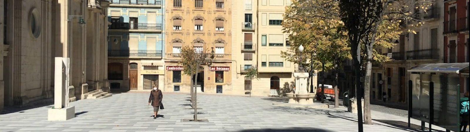 La antigua fábrica de Rodes se transformará en un parque tecnológico, para ser el estandarte de la Edusi Alcoidemà.