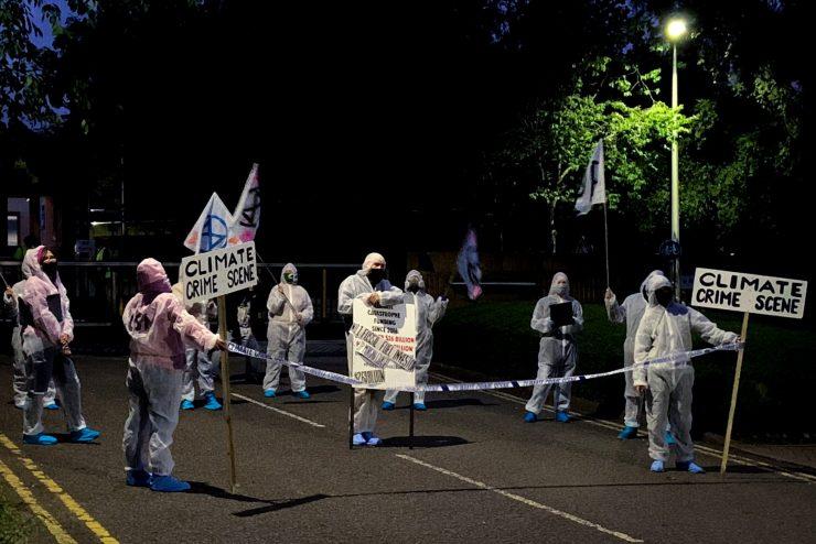 Un grupo de científicos recopila 150 estudios mundiales sobre los cambios medioambientales y demanda trabajar para evitar un futuro horrible. Foto: Nick Fewings