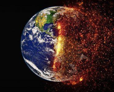 António Guterres recuerda a los quince países miembros del Consejo de Seguridad las implicaciones políticas del calentamiento global.