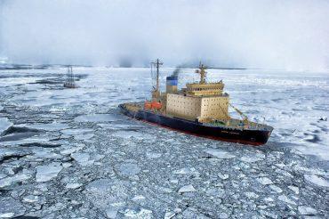 Las nuevas rutas marítimas que puedan surcar el Ártico ya están animando a las inversiones portuarias en Rusia.