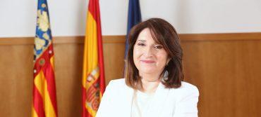 Amparo Navarro es la primera rectora de la Universidad de Alicante.