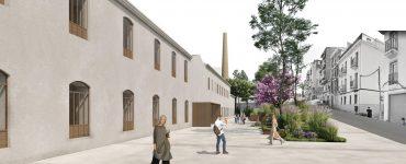 El plan director de Cigarreras establece la Casa de la Misericordia como el arranque de las nuevas cuatro fases de actuación. Foto: REE