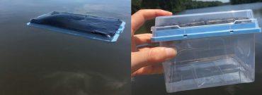 Fabricado con materiales de bajo coste y que no son tóxicos, es capaz de absorber plomo y funcionar a temperatura ambiente con energía solar. Foto: Xiaohui Xu