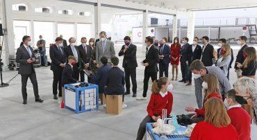 La Fundación Princesa de Girona cierra su gira por diferentes autonomías en la Comunitat Valenciana impulsando las vocaciones científicas entre los jóvenes