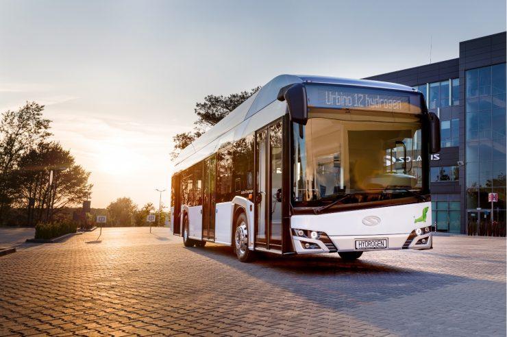 Los autobuses de hidrógeno y la descarbonización del transporte son el tema principal de la jornada de Atuc con Vectalia.